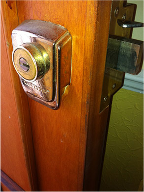 Mortise Lock Change
